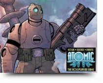 Atomic Robo: The Roleplaying Game